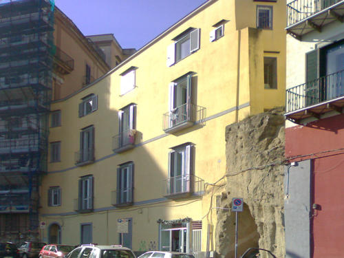 Via Posillipo 292 a